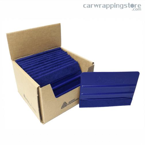Caja espátula azul Avery