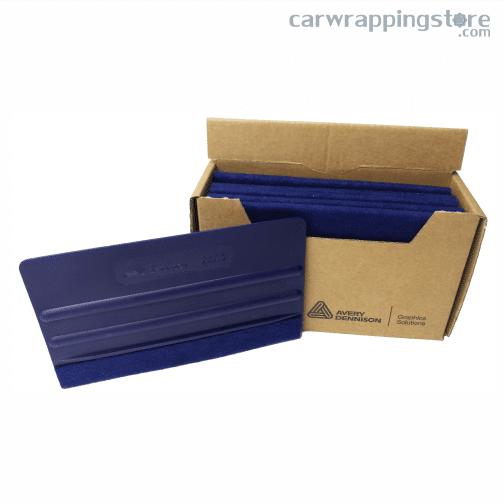 Caja espátula azul Avery XL
