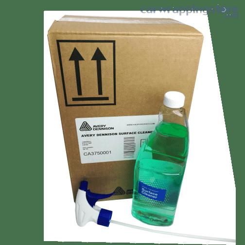 Limpiador Avery Dennison-caja
